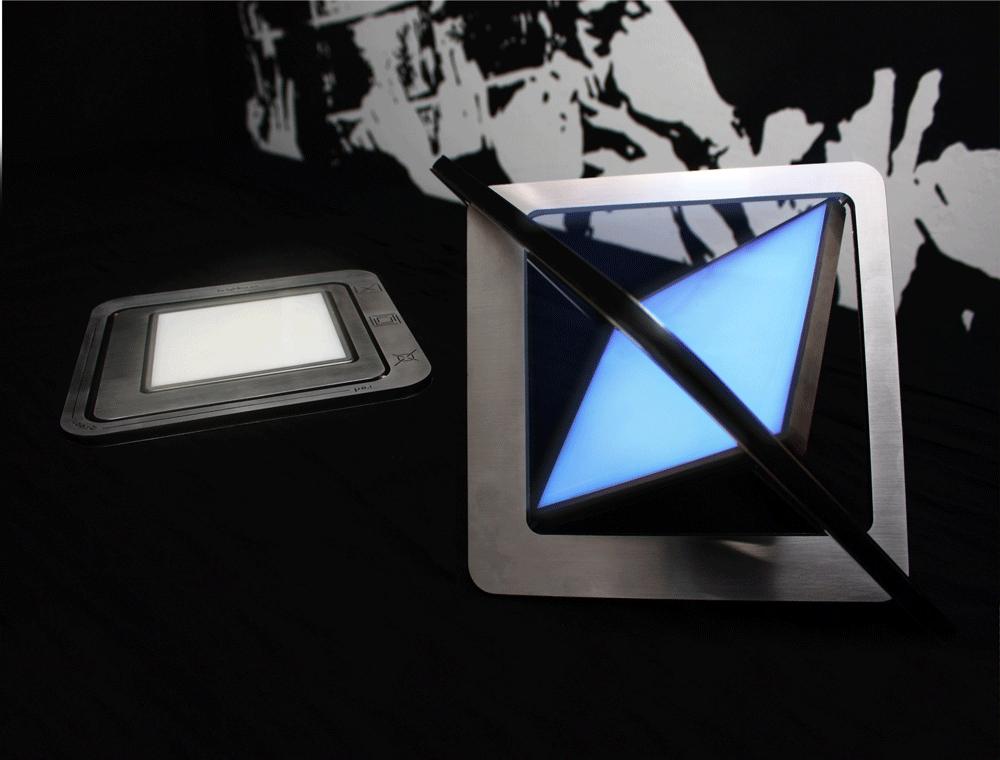 beb-up oled lamp-marcello-cannarsa-product-designer