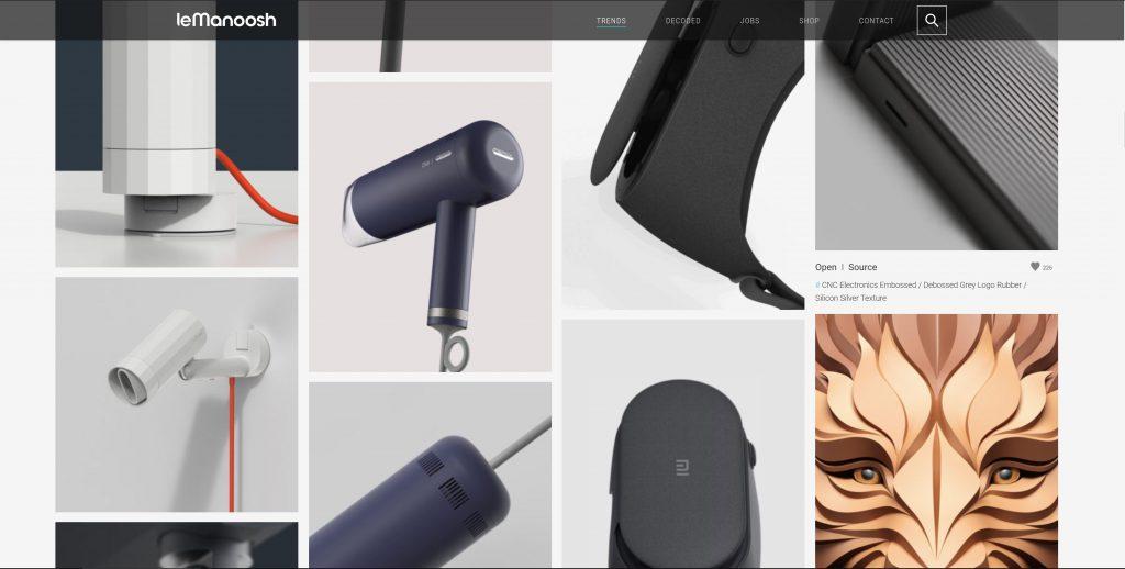 I migliori (e meno famosi) Design blog del prodotto